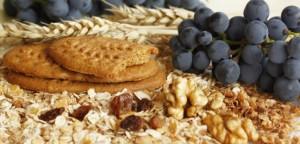 menu quotidien avec le régime fibres