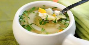 préparation de la soupe brûle-graisse