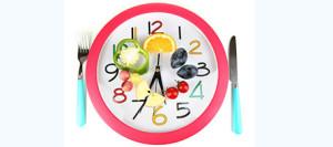 La deuxième étape de la chrononutrition