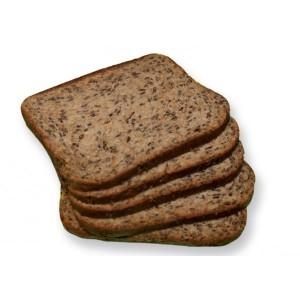 La recette du pain protéiné du régime Scarsdale