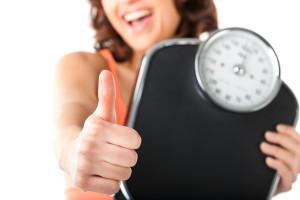 La perte de poids espérée