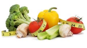 La diminution des calories lors d'un régime médium fat