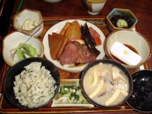La liste des aliments à privilégier pendant le régime Okinawa