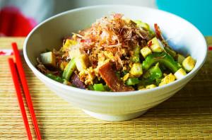Les aliments vedettes du régime Okinawa