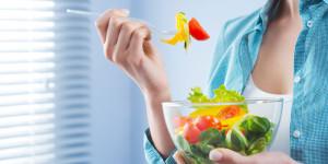 Les caractéristiques alimentaires du régime médium fat