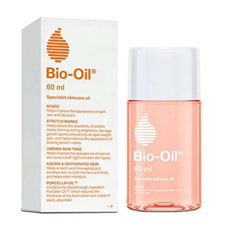 Huile Bi-Oil anti vergeture
