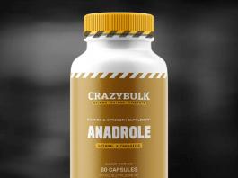 Avis sur Anadrole (anadrol) de Crazybulk