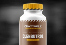 Avis sur Clenbutrol (clenbuterol) de Crazybulk