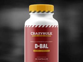Avis sur D-bal (dianabol) de Crazybulk