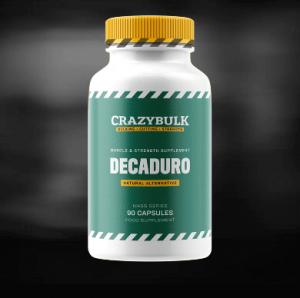 Avis sur Decaduro (deca durabolin) de Crazybulk