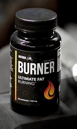 Avis sur Nutrigo Lab Burner