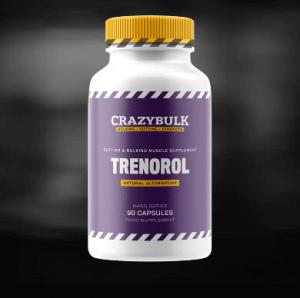 Avis sur Trenorol (trenbolone) de Crazybulk