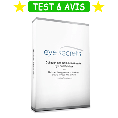 Eye Secrets Collagen & Q10 avis