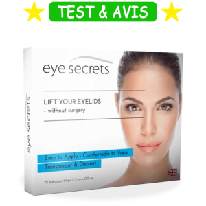Eye Secrets Eyelid Lift avis